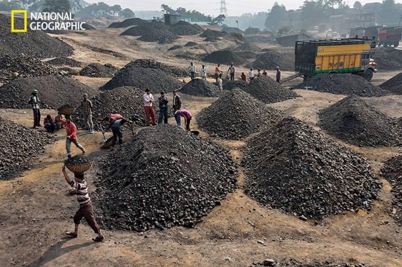 ถ่านหินจะสะอาดได้จริงหรือ  โดย NATIONAL GEOGRAPHIC