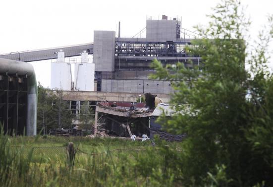 การระเบิดของโรงไฟฟ้าถ่านหินที่สกปรกที่สุดในยุโรป
